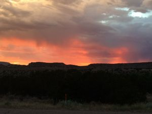 New Mexico Sunset - John Burton Ltd NZ