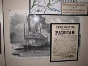Grant's Proclamation, Photo taken at Lloyd Tilghman House and Civil War Museum