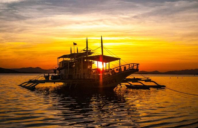 Philippines-Boat