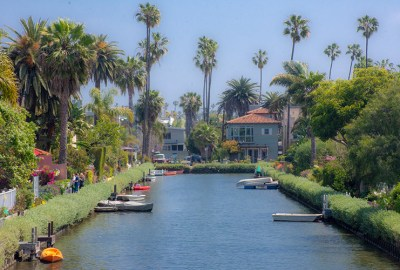 Venice Canals - Venice Beach Urban Hiking Tour