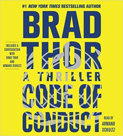 Code Of Conduct by Brad Thor - Read by Armand Schultz