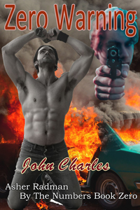 Zero Warning: An Asher Radman Mystery by John Charles is available on Amazon.com and wherever ebooks are sold