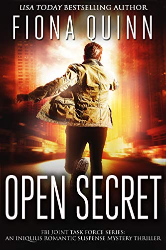 Read the review of Open Secret by Fiona Quinn at johncharlesbooks.com