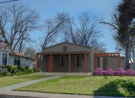 San Antonio tiny home startup breaks ground on first unit on the East Side – San Antonio Express-News