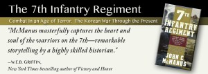 The 7th Infantry Regiment, Korean War, John McManus
