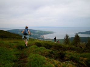 The View Down To Lamlash