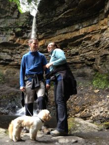 Laughing At Hardraw Force