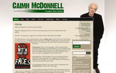 Caimh McDonnall