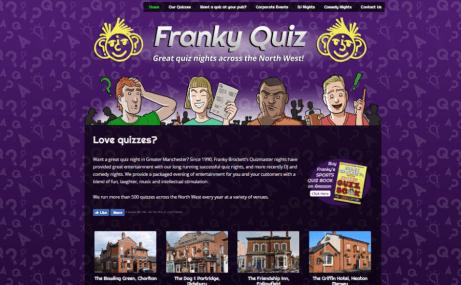 Franky Quiz
