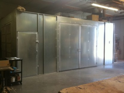 spraybooth