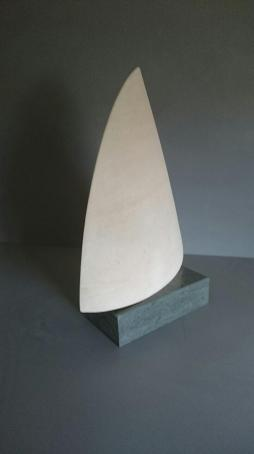 Stone Sail Sculpture