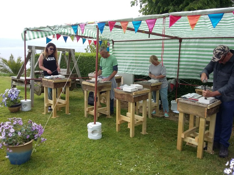 Stone carving Taster Courses Weymouth