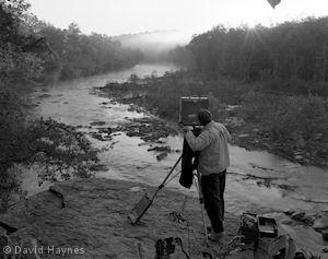John Alexander Dersham Black and White Photography
