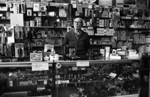 1979 Hugh Wingett-Madison Camera Shop-Nashville TN-Olympus OM-1-28mm-TXP 35mm film-Edwal FG7 developer