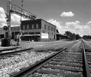 8-1-2015 Clanton Alabama-Pentax 6x7II-55mm lens with K2 filter-Ilford Delta 100 120 film-PMK Pyro developer.