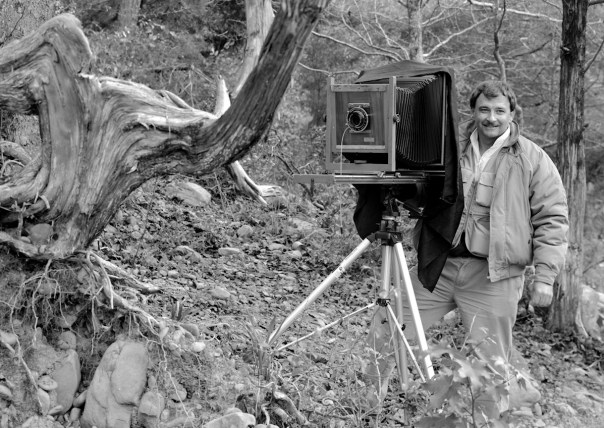 Changing Moods - Sixty Years in Black and White by John Alexander Dersham - John Dersham at Locust Fork River