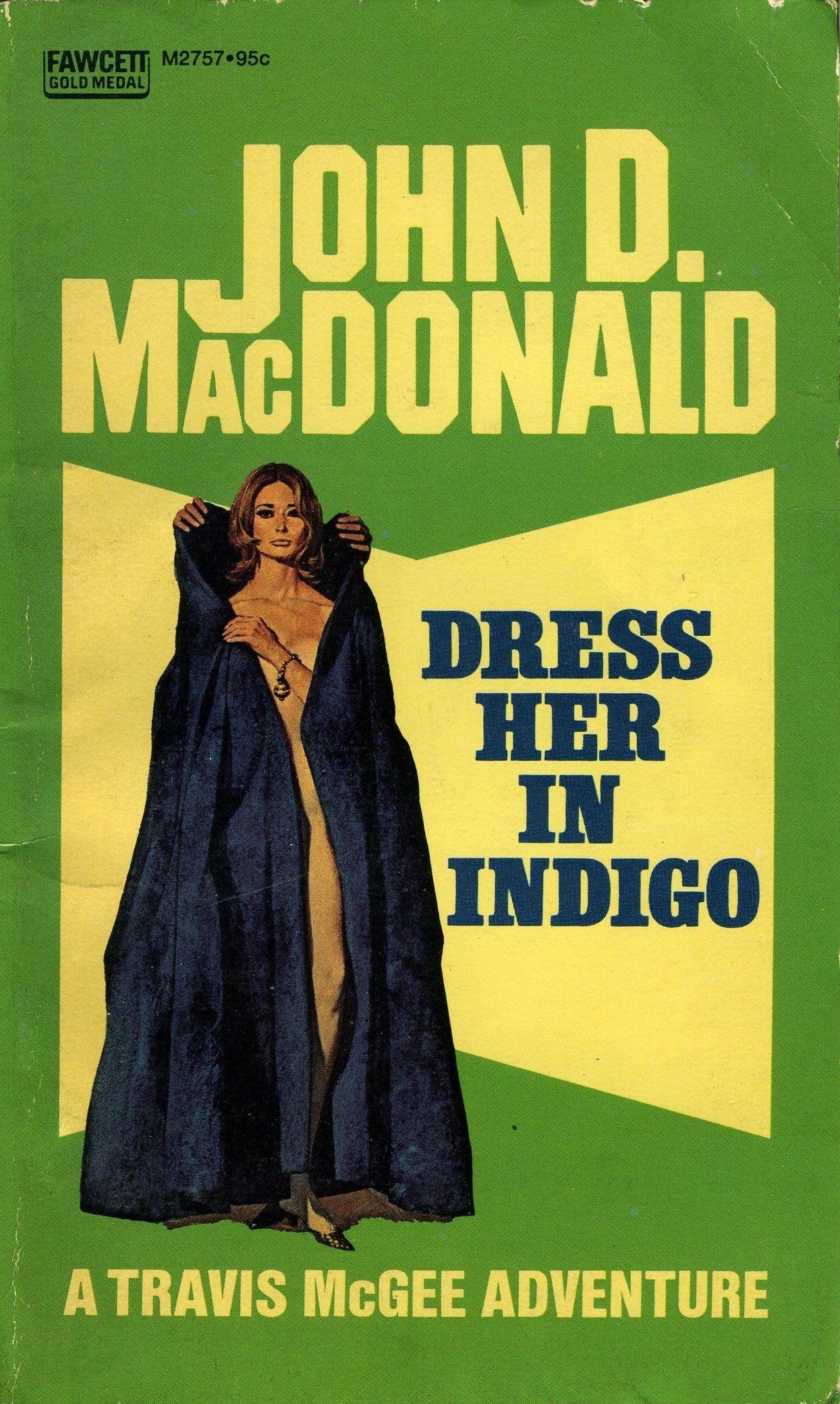 John D MacDonald Covers A Comprehensive Database Of John