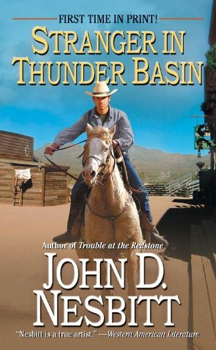 Stranger in Thunder Basin 21