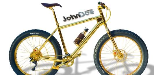 χρυσό ποδήλατο