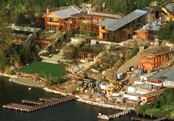Bill Gates's house