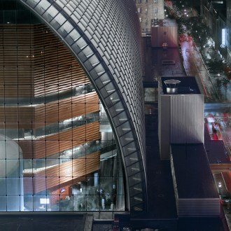 Kimmel Center, Philadelphia Cityscapes, by John Dowell artist photographer
