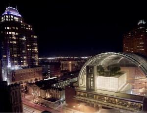 Kimmel Center, Philadelphia Cityscapes, by John Dowell artist photographer