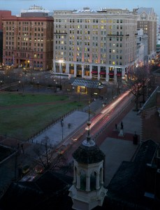 The Bourse, Philadelphia Cityscapes, by John Dowell artist photographer