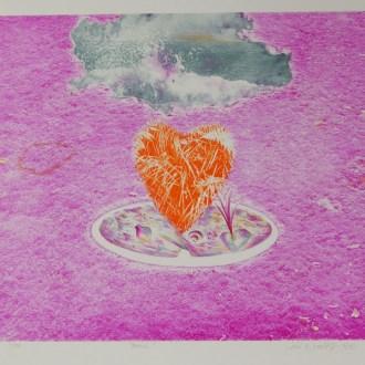 Healing, Lithograph, by John Dowell Artist Photographer