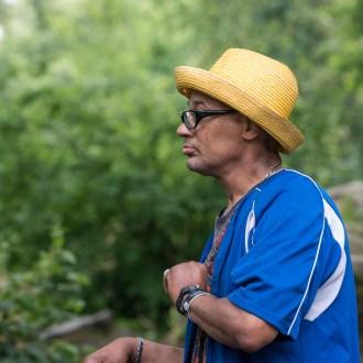 Straw, Harlem Drum Circle, by John Dowell artist photographer