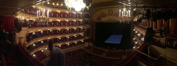 Inside The Bolshoi