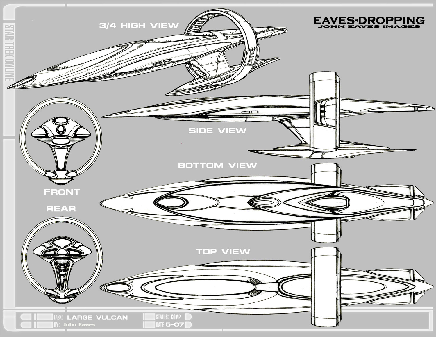 More Vulcans From The Perpetual Files