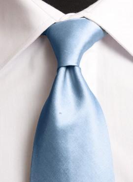 Aqua Standard Tie (+ Handkerchief)