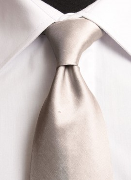 Caramel Standard Tie (+ Handkerchief)