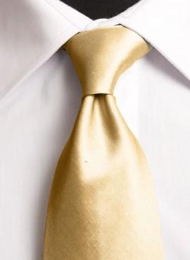 Lemon Standard Tie (+ Handkerchief)