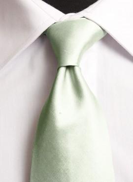 Mint Standard Tie (+ Handkerchief)