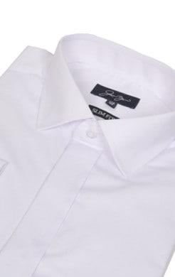 Plain Collar Shirt