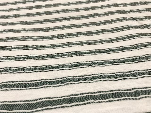 JE2032w - Green Stripe