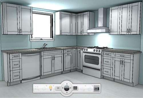 Greenwood Kitchen Design