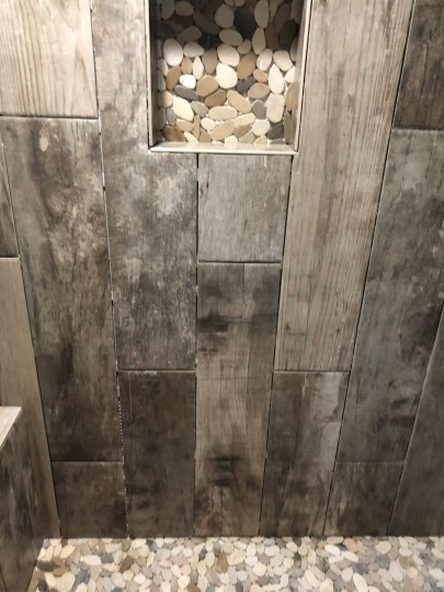 Snohomish Shower Upgrade Nearly Complete