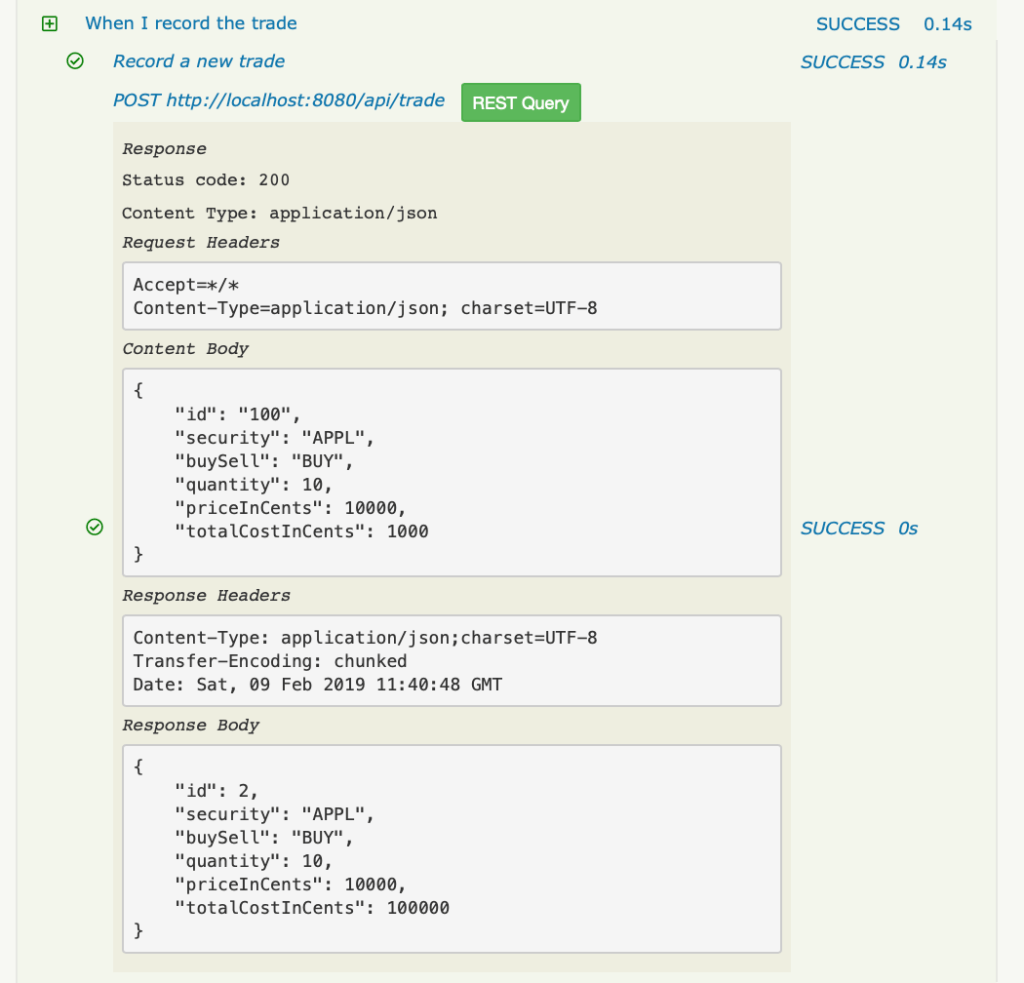 Getting started with REST API testing with Serenity and