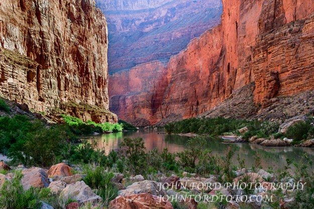 WHITHMORE MORNING, GRAND CANYON