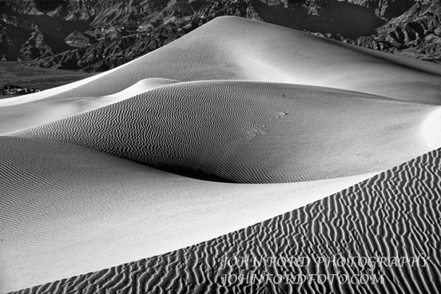 DUNES 9, DEATH VALLEY
