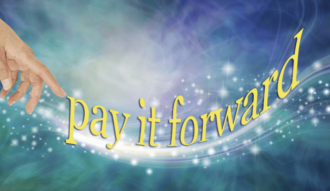 The Pay It Forward Plan for Peace
