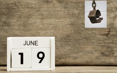 Juneteenth – Celebration? Challenge?