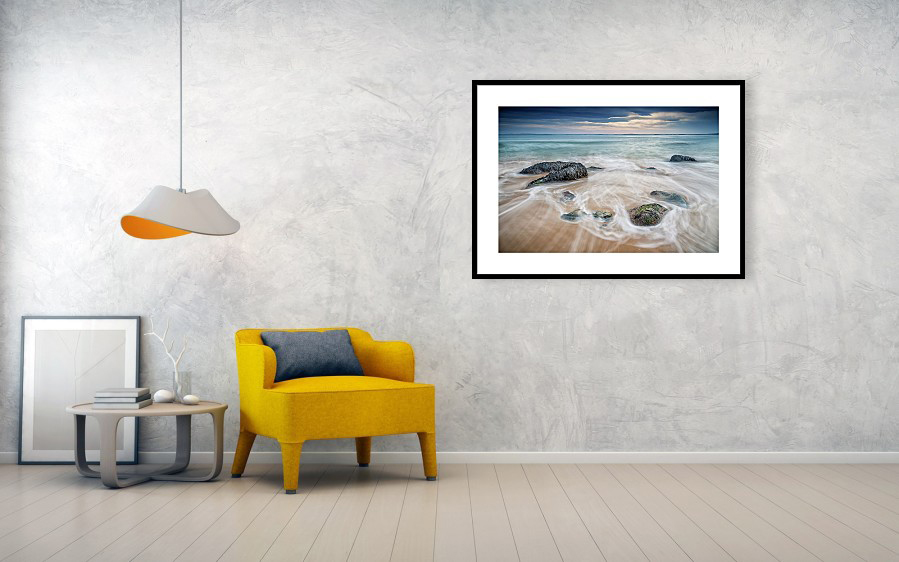 John Frid Photography provides fine art prints and stretched canvas prints.