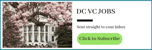 Venture Capital Jobs in Washington DC - Venture Capital Jobs