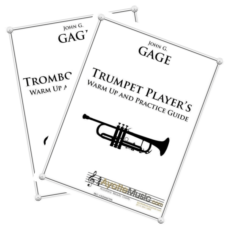 Brass Player's Warm Up and Practice Guide