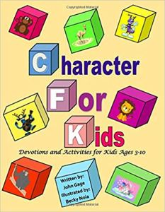 Character For Kids