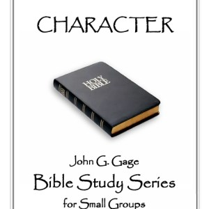 Small Group Bible Study - Character