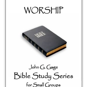 Small Group Bible Study - Worship